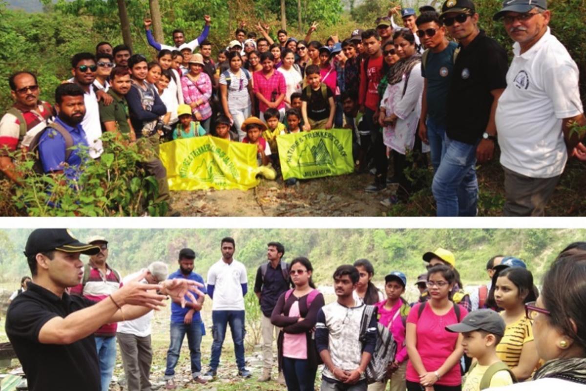 global warming, North Bengal, Jalpaiguri, Kalimpong, Bhaskar Das, Himachal Himalaya Expedition 2019, Mt. Chandrabhaga