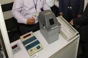 Congress defaming Indian democracy with EVM hacking allegations: BJP
