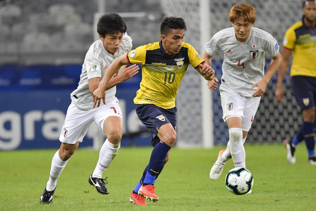 Copa America, Ecuador, Japan, FIFA, Football