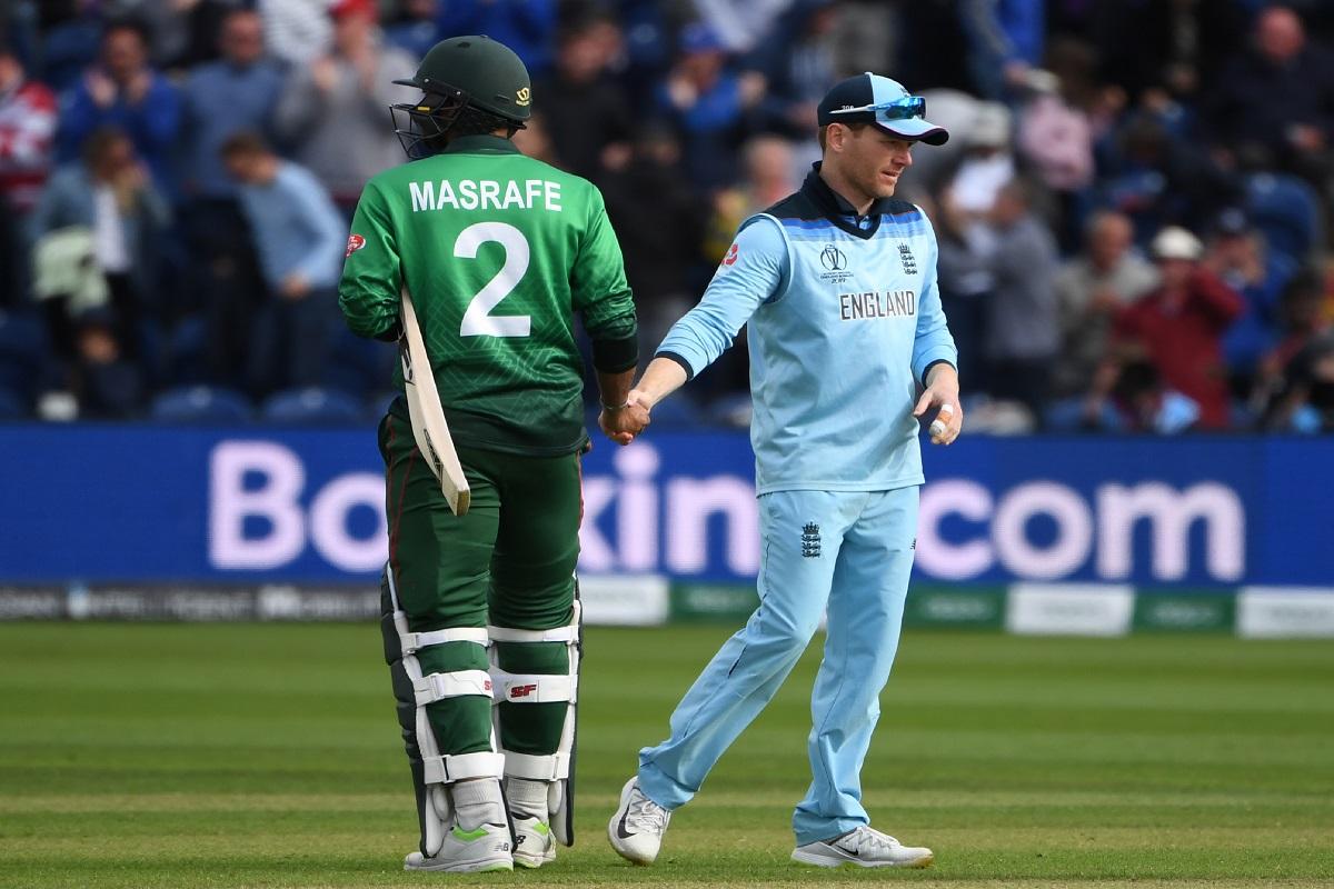 Cricket World Cup 2019, England Cricket Team, Bangladesh Cricket team, Jason Roy