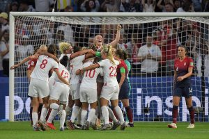 FIFA Women's World Cup 2019: England advance to final four