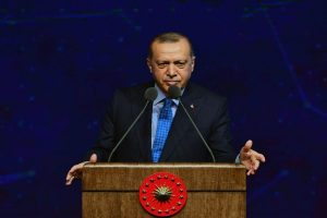 Turkish President expects S-400 missiles delivery by mid July