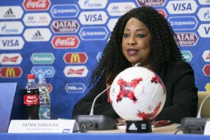 FIFA appoints Fatma Samoura as its delegate to run CAF