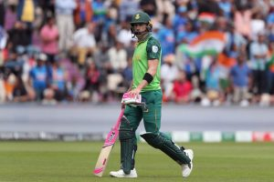 ICC Cricket World Cup 2019: South Africa opt to field against Afghanistan, rain stops play