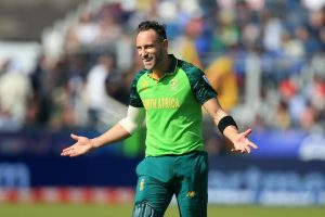 'It doesn't mean much': Faf du Plessis on win over Sri Lanka