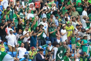 CWC 2019: Fans detained after clashes during Afghanistan-Pakistan match