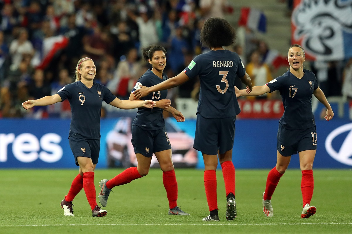 Women's World Cup 2019, FIFA, France, Norway, Valérie Gauvin