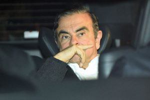 Renault to bring case against Ghosn over expenses: French Finance Minister