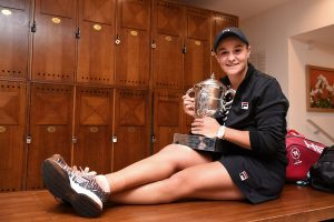 Once a cricketer, Ashleigh Barty clinches historic French Open title
