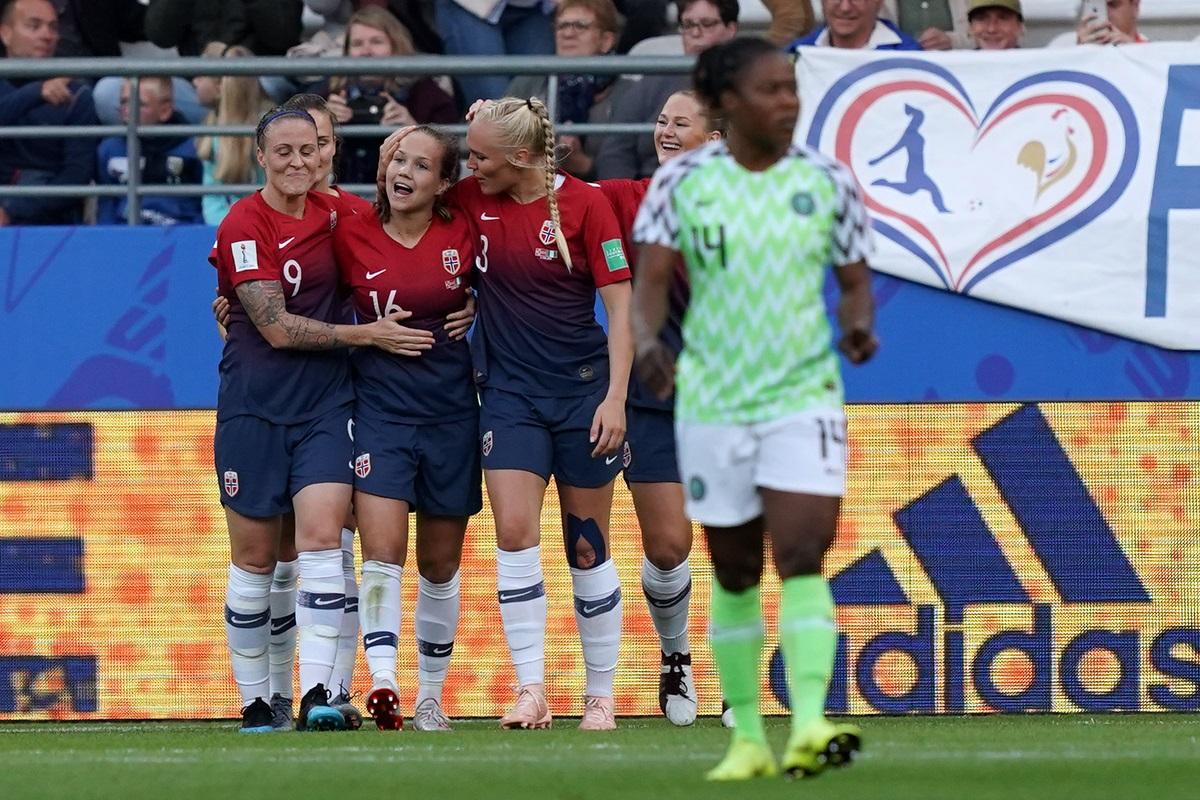 Women's World Cup 2019, FIFA, Ada Hegerberg, Guro Reiten