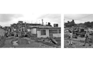 Thirty Bagdogra houses built on govt land razed