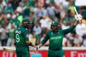 ICC Cricket World Cup 2019: Haris Sohail leads Pakistan to 308 against South Africa