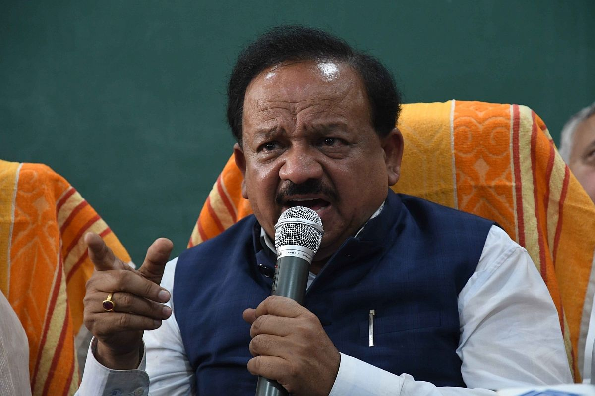 Harsh Vardhan, AES