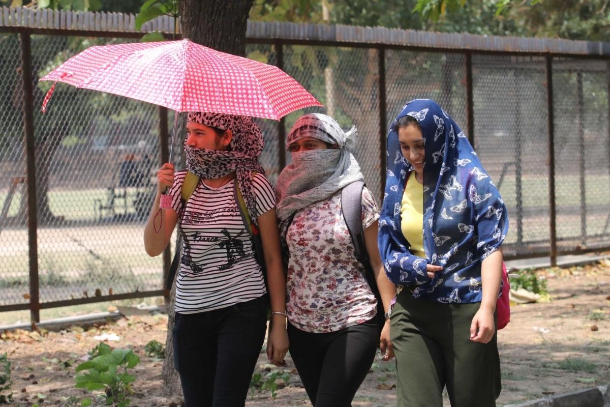 Minimum temperature, North India, Heat Wave, Monsoon rains