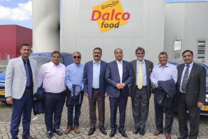 Himachal CM visits Dalco Foods Facility at Oosterhout in Netherlands