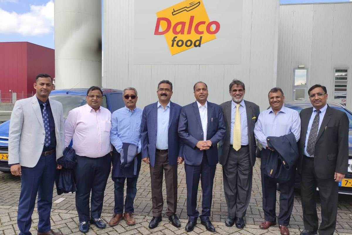Himachal CM, Dalco Foods Facility, Oosterhout, Netherlands, Jai Ram Thakur