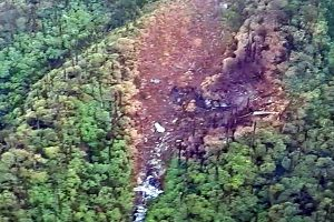 IAF leads massive ops to reach AN-32 crash site in Arunachal; Mi 17s, Army choppers in service