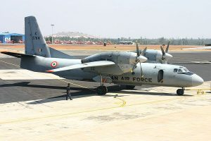 Search for missing IAF AN-32 enters seventh day, no sightings yet