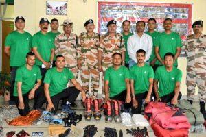 Mi-17 chopper to drop rescue team at Nanda Devi base camp