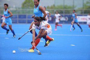 FIH Women's Series Finals: India hammer Fiji 11-0