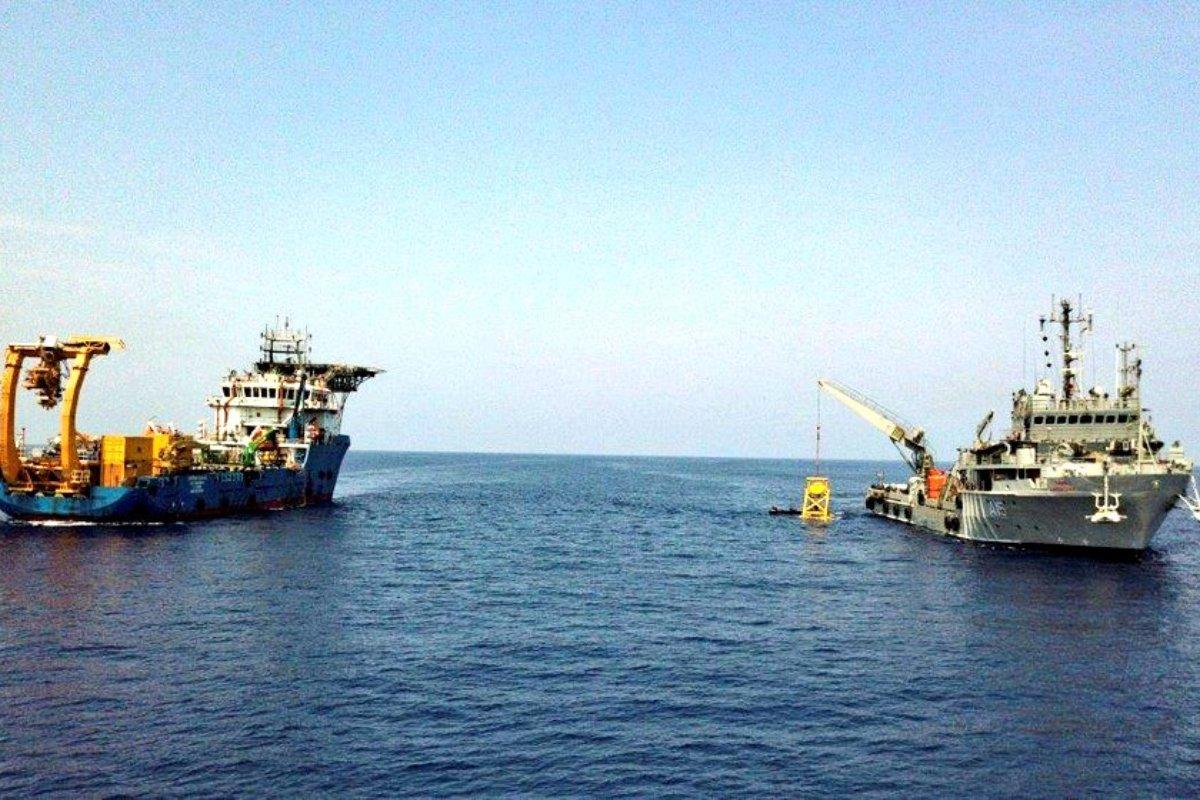 Indian Navy, Live test, Submarine rescue system, DSRV