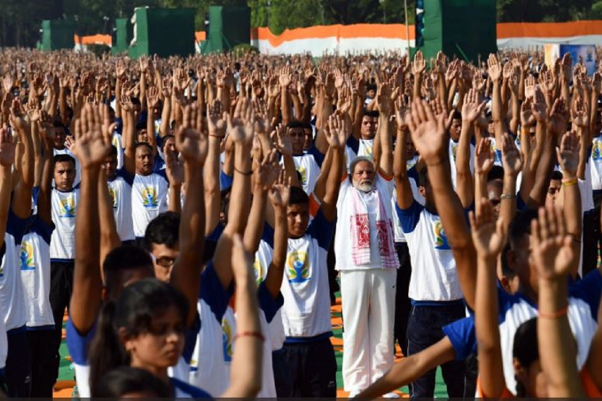 International Day of Yoga 2019, PM Narendra Modi, United Nations General Assembly, Climate Action, Global Peace, Health, Harmony