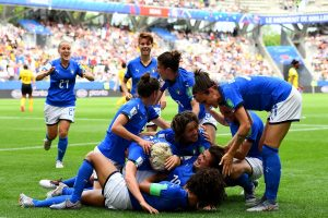 FIFA Women's World Cup 2019: Cristiana Girelli's hat-trick ensures Italy win