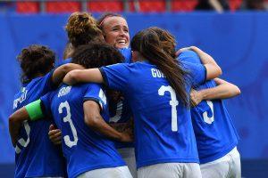 FIFA Women's World Cup 2019: Barbara Bonansea's last minute goal seals victory for Italy