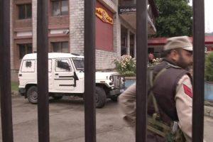 IT raids 10 business premises of deputy mayor financed by J-K Bank