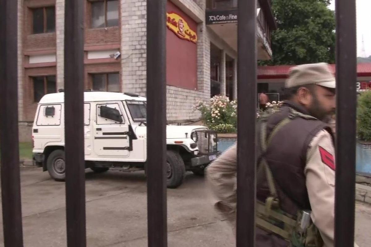IT raids, Business premises, Deputy mayor, J-K Bank