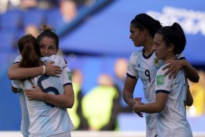 FIFA Women's World Cup 2019: Defensive Argentina hold Japan to a draw