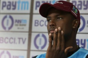 West Indies captain Jason Holder thanks Michael Holding's 'powerful' speech on racism