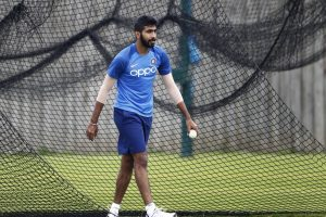CWC 2019: MS Dhoni's innings against Windies was 'top-rated', says Jasprit Bumrah