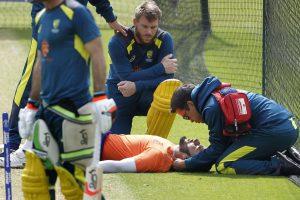 ICC Cricket World Cup 2019: David Warner meets net bowler who he struck on head