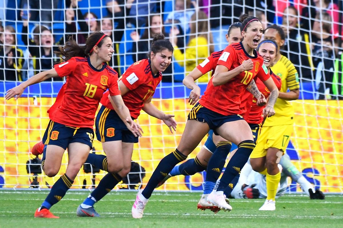 FIFA Women's World Cup, South Africa football team, Spain Football team, Jennifer Hermoso