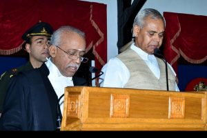 Justice V Ramasubramanian sworn in as Chief Justice of HP HC