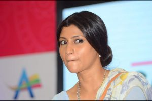 Motherhood is like practicing yoga: Konkona Sen Sharma