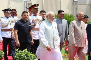 President Kovind speech 'hollow, uninspiring', repetition of PM Modi's: Congress