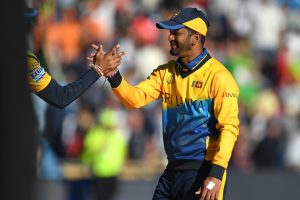 Karunaratne hails 'legend' Malinga after England win