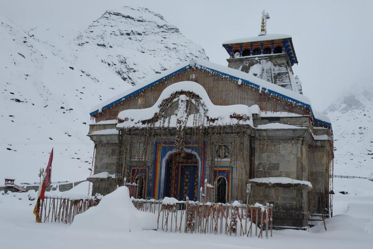 Kedarnath Yatra, District Magistrate, Mangesh Ghildiyal, Uttarakhand