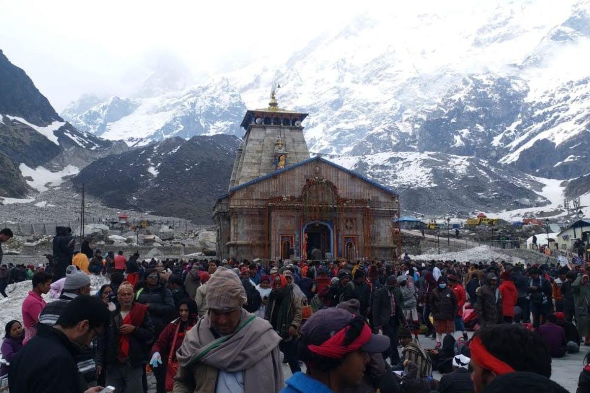 Uttarakhand CM, Assault, Pilgrims, Kedarnath