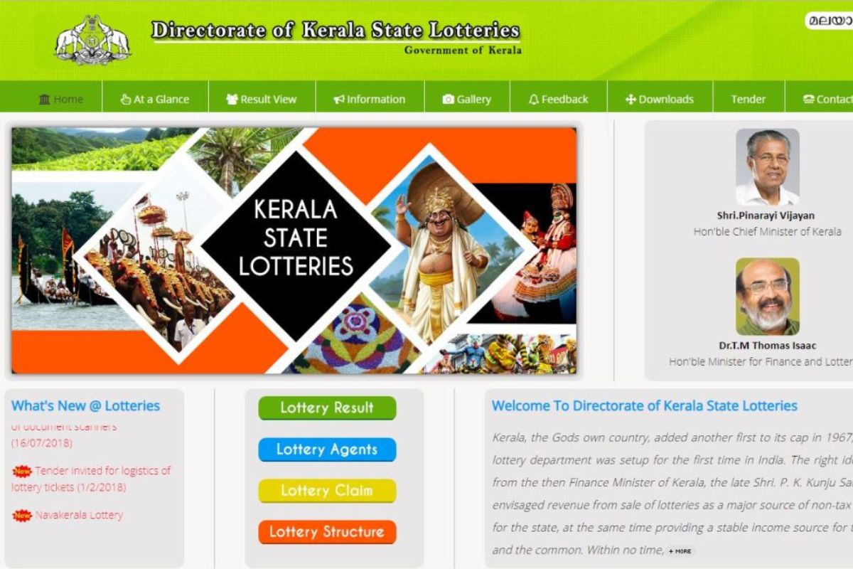 Kerala Nirmal Weekly Lottery NR 124 results 2019, keralalotteries.com, Kerala lottery results, Nirmal Weekly Lottery results