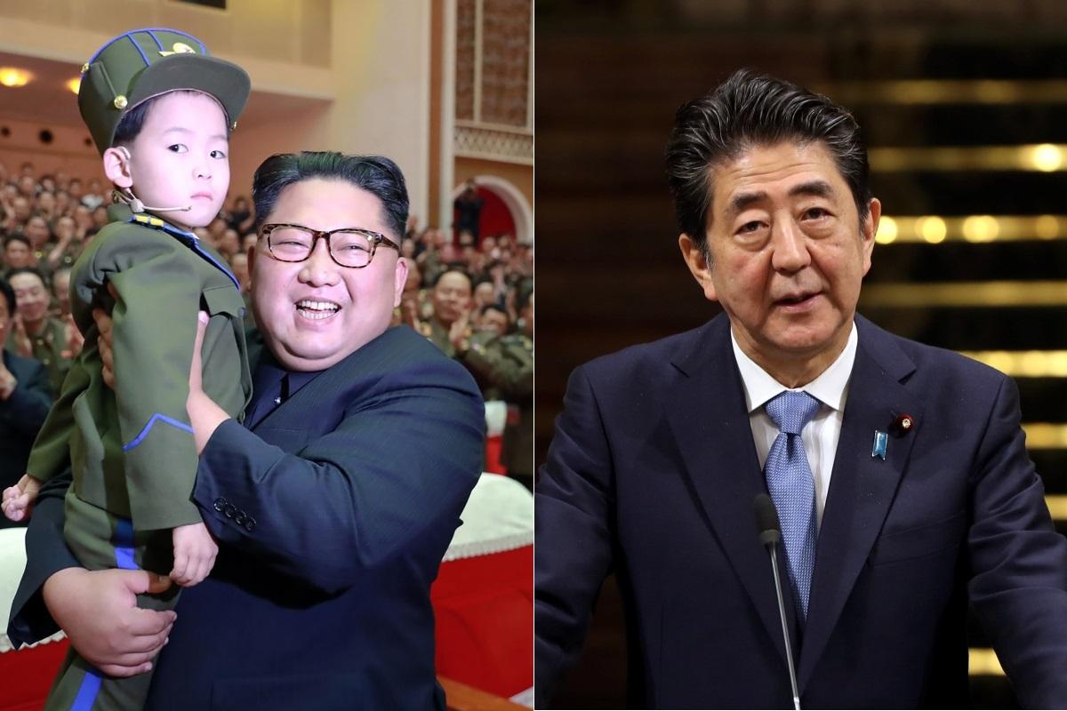 When Abe meets Kim, South Korea, North Korea, United States, Japan