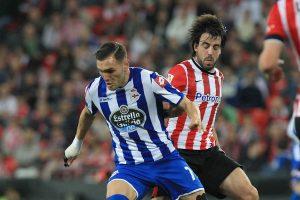 Deportivo Alaves confirm signing of forward Lucas Perez