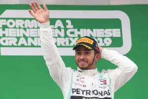 Hamilton clinches pole position at French Grand Prix