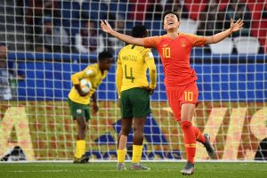 FIFA Women's World Cup 2019: China beat South Africa 1-0