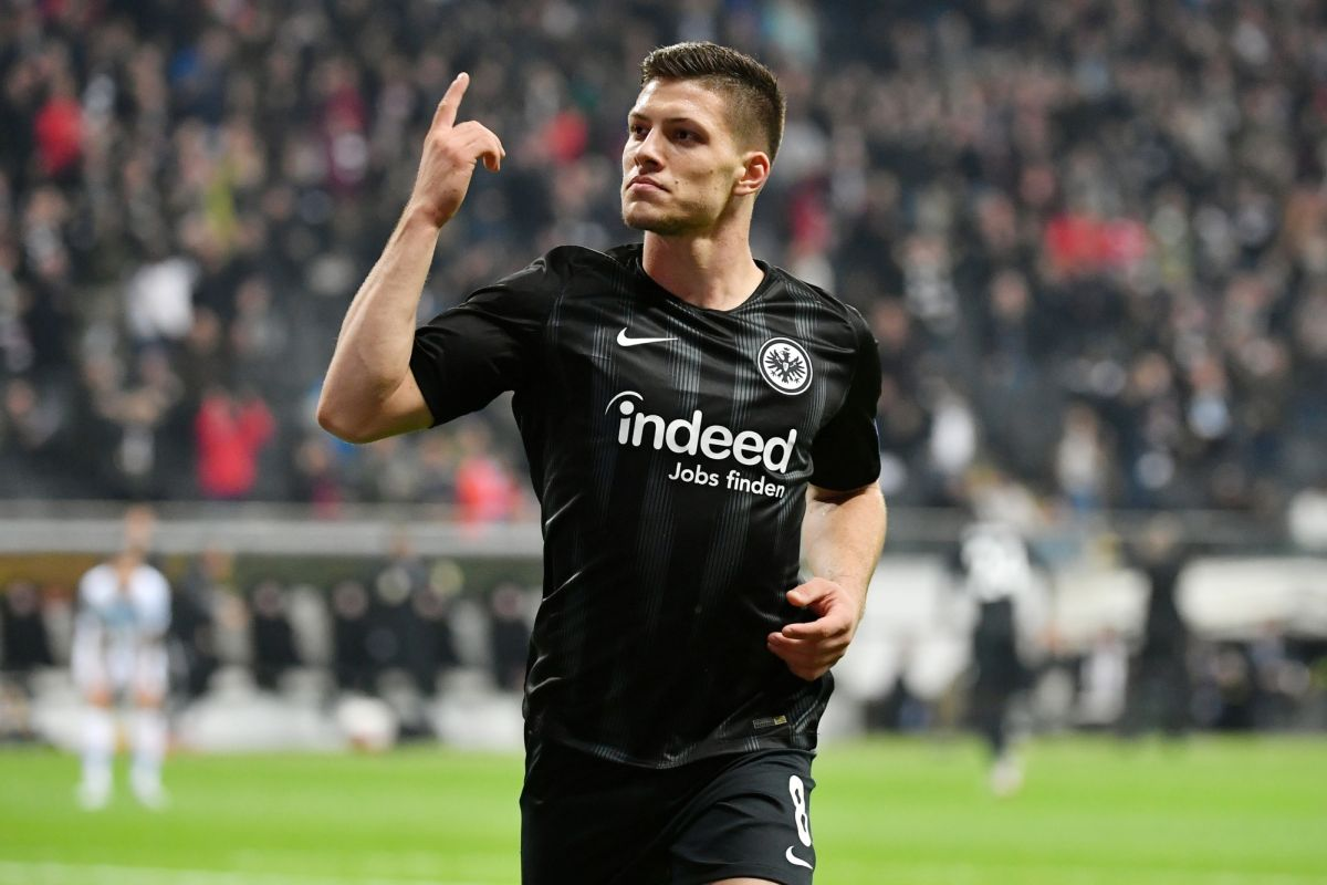 Serbia, Luka Jovic, Real Madrid, La Liga
