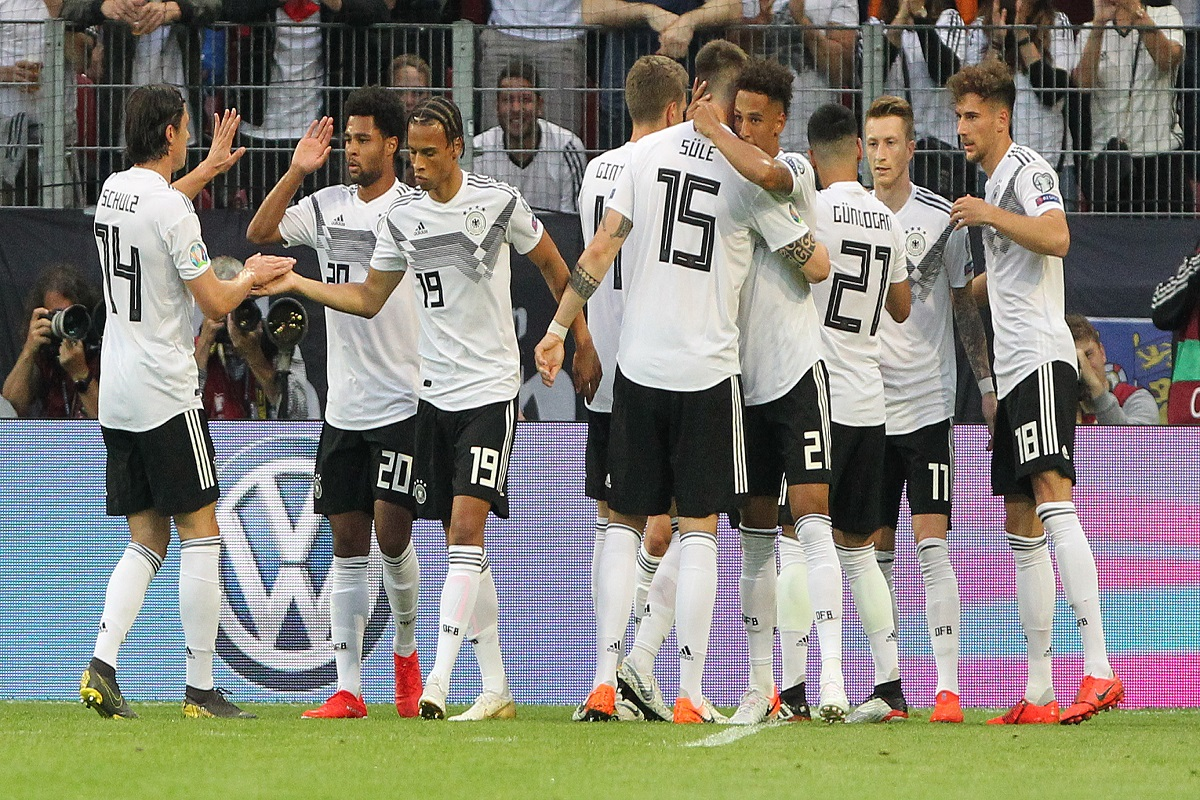Euro 2020: Belgium, Germany win big; France rebound