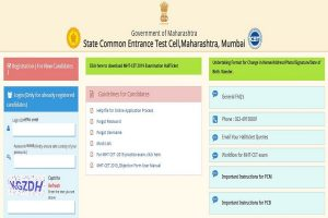 MHT CET results 2019: Maharashtra State Common Entrance Test result declared at mhtcet2019.mahaonline.gov.in