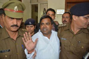 CBI raids ex-UP minister Gayatri Prajapati's Amethi home in illegal mining case
